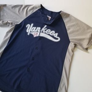 Off the Bench | Vintage New York Yankees Jersey NY
